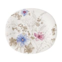 Тарелка для завтрака овальная 23x19 см Mariefleur Gris Basic Villeroy & Boch