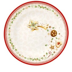 Тарелка для завтрака Падающая звезда 22 см Winter Bakery Delight Villeroy & Boch
