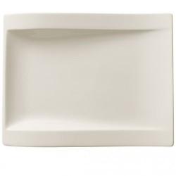 Тарелка для завтрака прямоугольная 26x20 см New Wave Villeroy & Boch