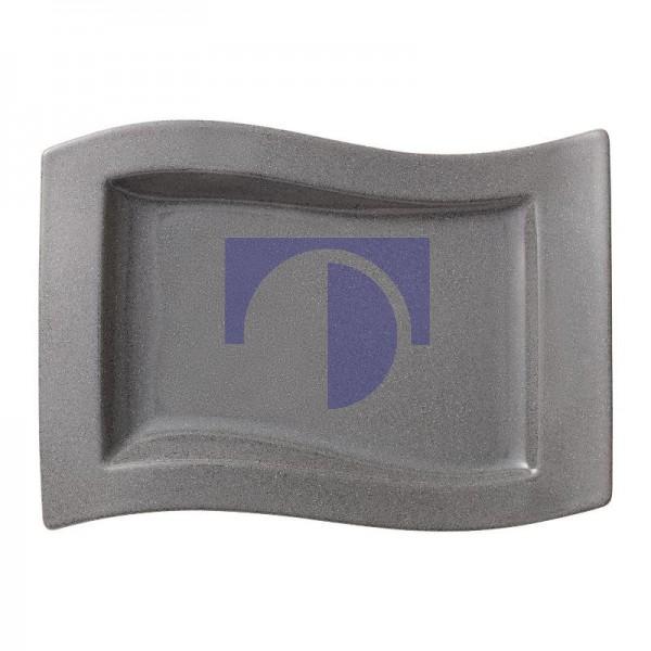 Тарелка Гурман 33 x 24 см New Wave Stone Villeroy & Boch