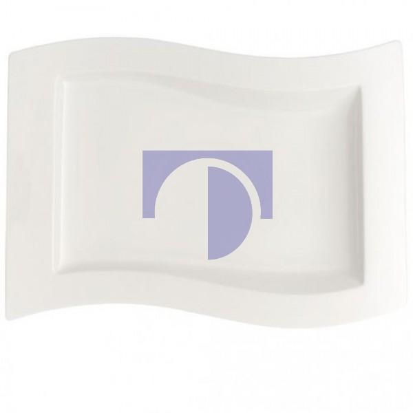 Тарелка Гурман 33 x 24 см New Wave Villeroy & Boch