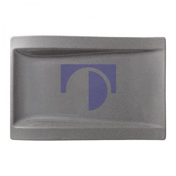 Тарелка Гурман 37x25 см New Wave Stone Villeroy & Boch