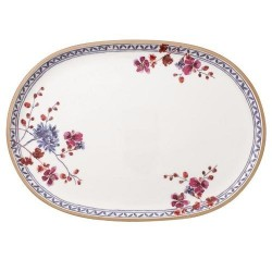 Тарілка овальна для риби 43x30 см Artesano Provencal Lavendel Villeroy & Boch