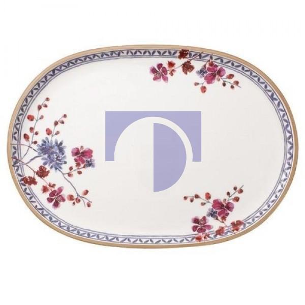 Тарелка овальная для рыбы 43x30 см Artesano Provencal Lavendel Villeroy & Boch