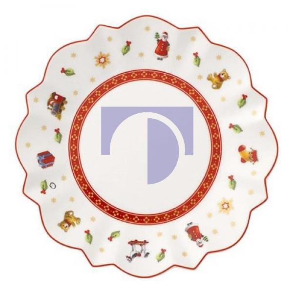 Тарелка пирожковая белая 17 см Toy's Delight Villeroy & Boch