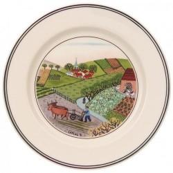 Тарелка пирожковая На поле 17 см Design Naif Villeroy & Boch