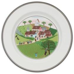 Тарелка пирожковая Женитьба 17 см Design Naif Villeroy & Boch