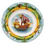 Тарелка плоская детская 22 см Chewy's Treasure Hunt Villeroy & Boch