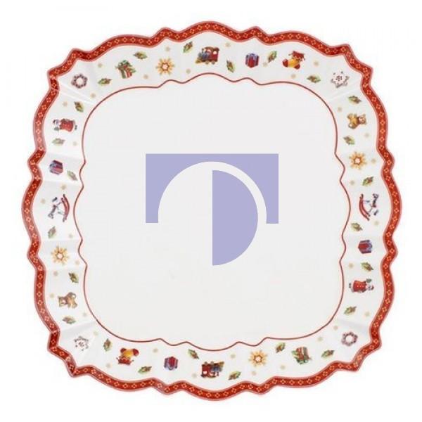 Тарелка сервировочная 26x26 см Toy's Delight Villeroy & Boch