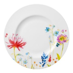 Тарелка столовая 27 см Anmut Flowers Villeroy & Boch