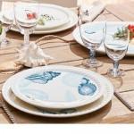 Тарелка столовая 27 см Montauk Beachside Villeroy & Boch