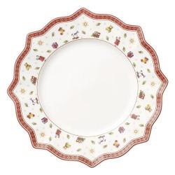 Тарелка столовая белая 29 см Toy's Delight Villeroy & Boch