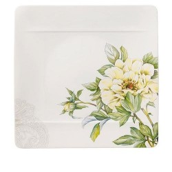 Тарелка столовая Motiv E 27x27 см Quinsai Garden Villeroy & Boch