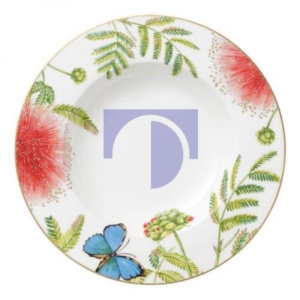 Тарелка суповая 24 см Amazonia Anmut Villeroy & Boch