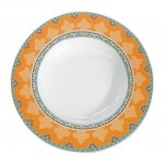 Тарелка суповая 24 см Samarkand Mandarin Villeroy & Boch