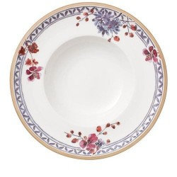 Тарелка суповая 25 см Artesano Provencal Lavendel Villeroy & Boch