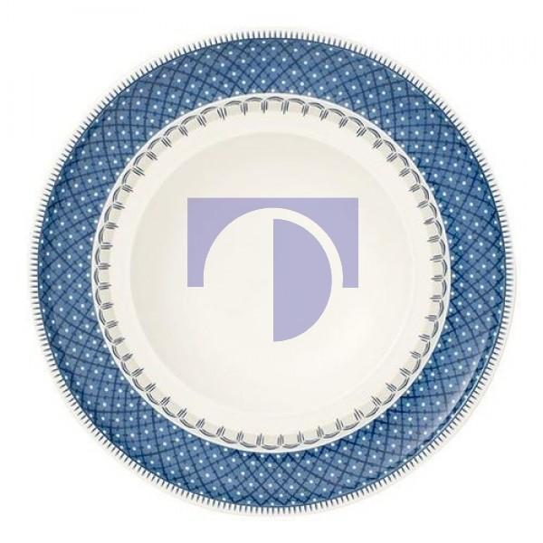 Тарелка суповая 25 см Casale Blu Villeroy & Boch