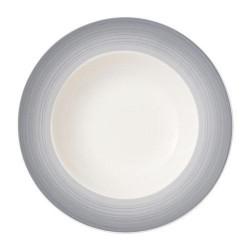 Тарелка суповая 25 см Colourful Life Cosy Grey Villeroy & Boch