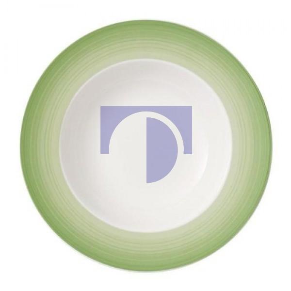 Тарелка суповая 25 см Colourful Life Green Apple Villeroy & Boch