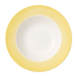 Тарелка суповая 25 см Colourful Life Lemon Pie Villeroy & Boch