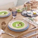 Тарелка суповая 25 см Colourful Life Natural Cotton Villeroy & Boch