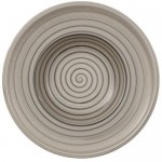 Тарелка суповая 25 см Manufacture Gris Villeroy & Boch
