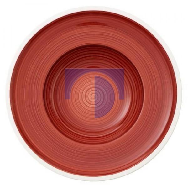 Тарелка суповая 25 см Manufacture Rouge Villeroy & Boch