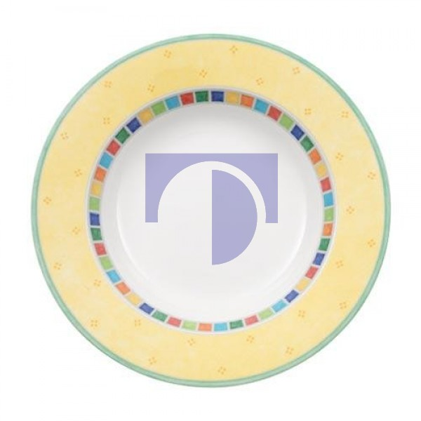 Тарілка супова Limone 24 см Twist Alea Villeroy & Boch