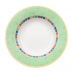 Тарелка суповая Verde 24 см Twist Alea Villeroy & Boch