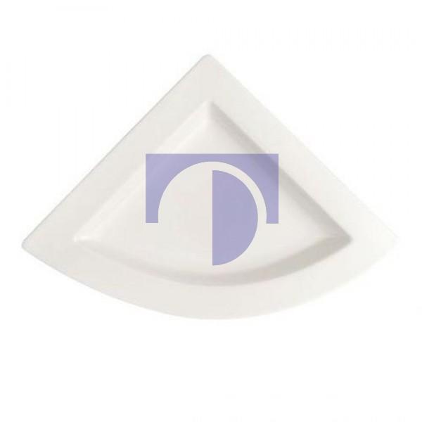 Тарелка треугольная 22 x 22 см New Wave Villeroy & Boch