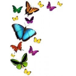 Художні стелі Метелики Butterfly 29