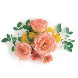 Художні стелі Квіти Flower 14