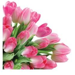 Художні стелі Квіти Flower 33