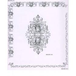 Художественные потолки Декор Decor 15