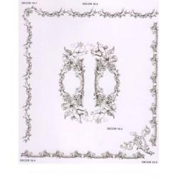 Художественные потолки Декор Decor 16