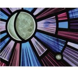 Художественные потолки Витраж Vitrage 19