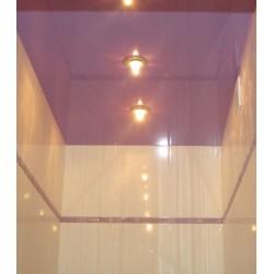 Натяжной потолок - плоскость