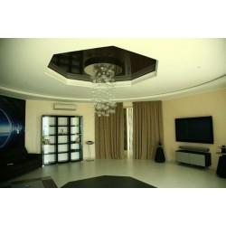 Натяжной потолок в домашний кинозал