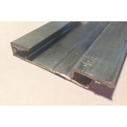 Профиль алюминиевый 3D для натяжного потолка
