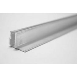 Профиль алюминиевый потолочный для натяжного потолка