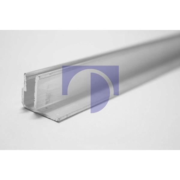 Профіль алюмінієвий стельовий для натяжної стелі