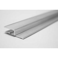 Профиль алюминиевый стеновой для натяжного потолка
