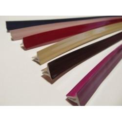 Вставка для натяжного потолка окрашенная в цвет потолка