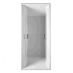 2nd Floor Ванна 180х80 см Duravit 700076 00 0 00 0000