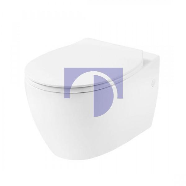 Acqua Унітаз підвісний з кришкою Devit 3020155