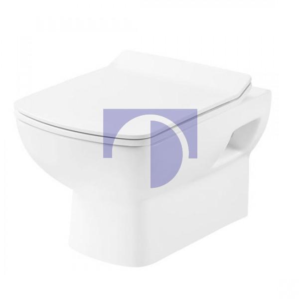 Comfort Унитаз подвесной с крышкой Devit 3120123