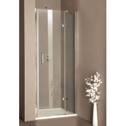 Aura Elegance Душевая дверь распашная 900мм Huppe 400102.092.321