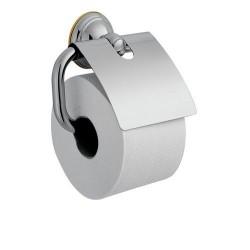 Carlton Тримач туалетного паперу хром / золото Axor 41438090