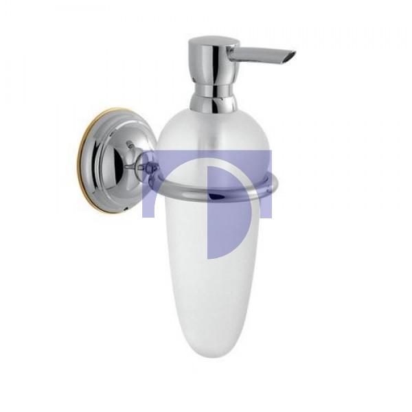 Carlton Дозатор для жидкого мыла хром/золото Axor 41419090
