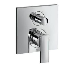 Citterio Смеситель для ванны однорычажный, скрытый монтаж Axor 39455000